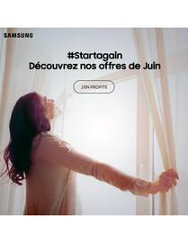 Catalogue Bon plan en cours, Samsung, Page 1