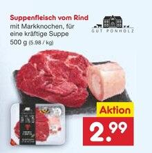 Lebensmittel von Gut Ponholz im aktuellen Netto Marken-Discount Prospekt für 2.99€