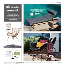 Catalogue Casa en cours, Collection de jardin 2019, Page 9