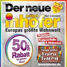 Möbel Inhofer, EUROPAS GRÖSSTES FERIEN-FESTIVAL für Alteglofsheim