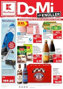 Kaufland, DO-MI KNÜLLER für Freiburg (Elbe)