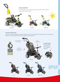 Aktueller BabyOne Prospekt, Kinder-Fahrzeuge - dein kleiner Ratgeber! , Seite 21