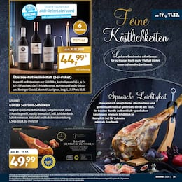 Aktueller ALDI SÜD Prospekt, Gourmet - Finest Cuisine, Seite 29
