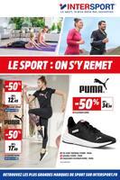 Catalogue Intersport en cours, Le sport : on s'y remet, Page 1