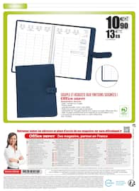 Catalogue Office DEPOT en cours, Agendas & calendriers, Page 24