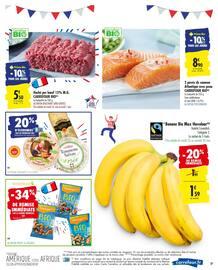 Catalogue Carrefour en cours, Le mois qui aime la France, Page 17
