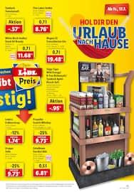Aktueller Lidl Prospekt, Mega Auswahl, beste Preise!, Seite 43