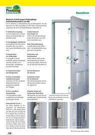 Aktueller Holz Possling Prospekt, Holz- & Baukatalog, Seite 138