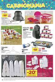 Catalogue Casino Supermarchés en cours, 6 semaines de fête et de promos !, Page 46