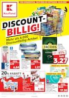 Aktueller Kaufland Prospekt, DISCOUNT-BILLIG!, Seite 1